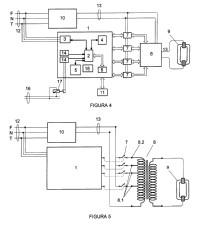 DISPOSITIVO CONTROLADOR DEL CONSUMO DE ENERGÍA ELÉCTRICA PARA LÁMPARAS DE DESCARGA SIN ELECTRODOS.