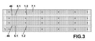 'procedimiento y estructura modular para el desarrollo de un cultivo aeropónico en continuo, mejorado'.