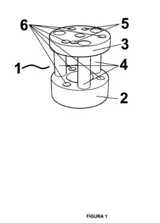 Extractor y método de extracción de cabezas de instrumentos de medidas hidrológicas.