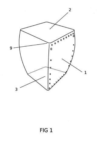 Caja flamenca.
