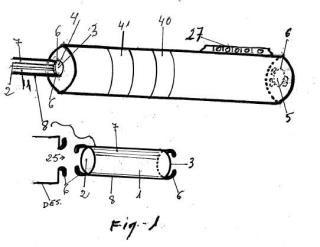 Secador, plancha, rizador-moldeador de pelo, a través de la acción de un deshumidificador del aire.