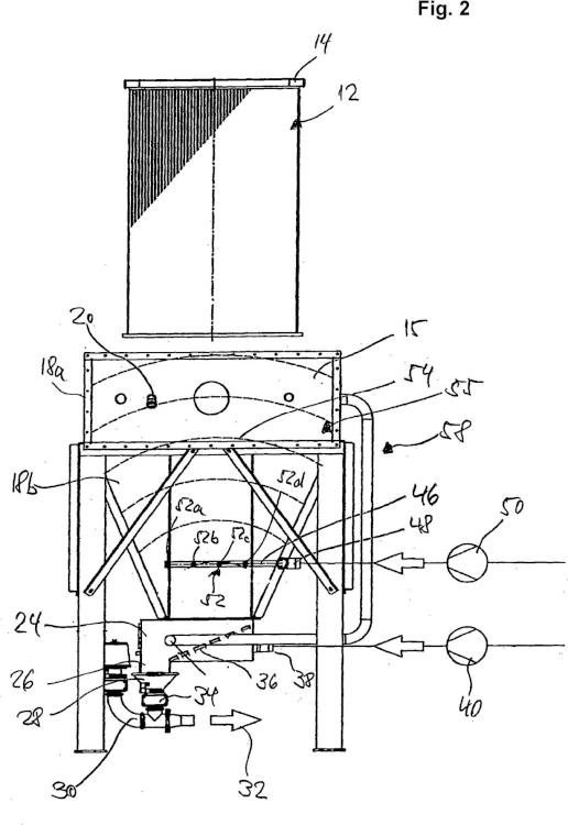 Dispositivo de filtrado y procedimiento de filtrado.