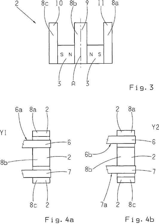 Generador de inducción.
