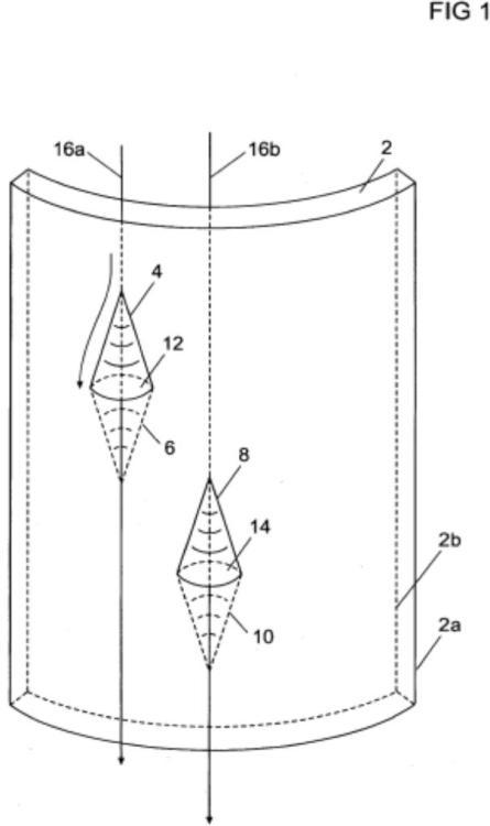 Método y aparato para la separación de un líquido de una corriente de alimentación de gas en un reactor catalítico.