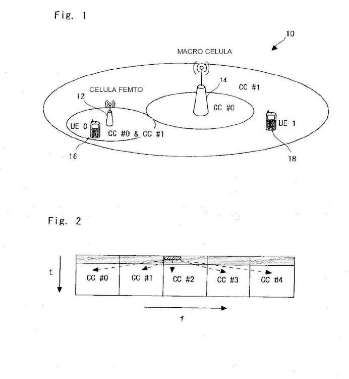 Detección de una estructura de control de enlace descendente para adición de portadora.