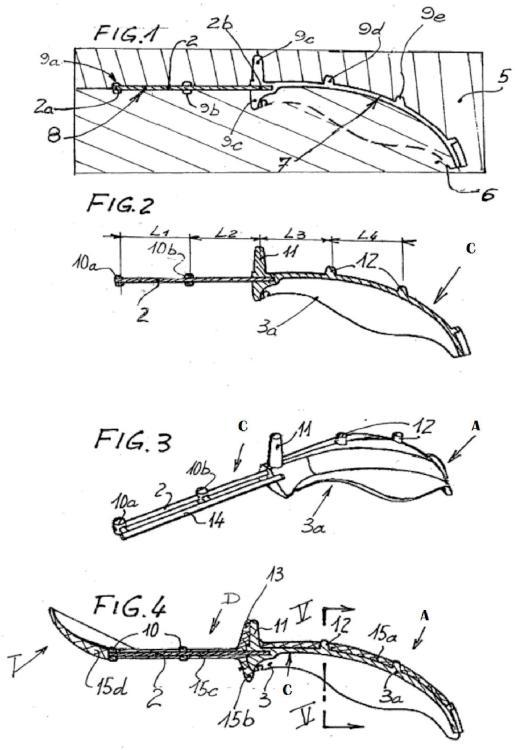 Utensilio con forma ajustable para personas de movilidad reducida y su fabricación.
