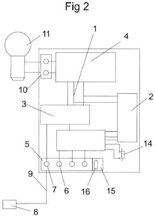 Protector de tensión eléctrica, para detectar derivaciones y sobre-tensiones.