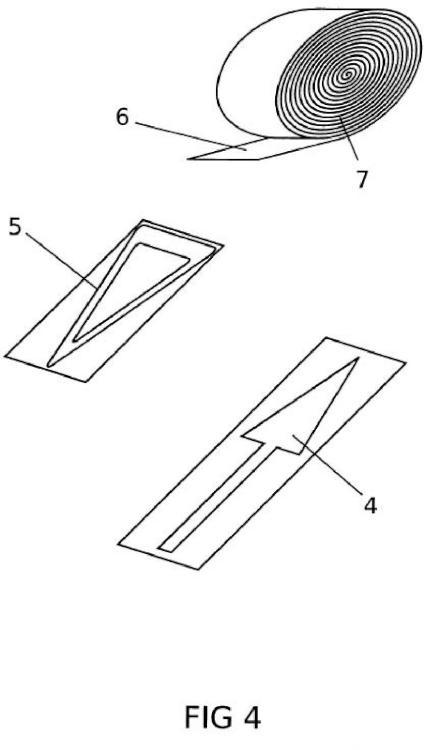Cinta autoadherente prefabricada para marcas viales y señales horizontales de circulación.