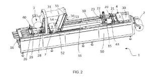Máquina de envasado en atmósfera modificada, en segunda piel o en vacío, y método.