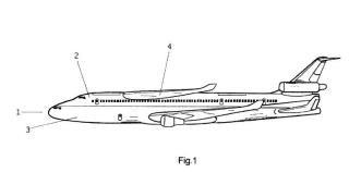 Biaeronave para transporte aéreo en general con capacidad para realizar operaciones de despegue y aterrizaje entre sí en vuelo.