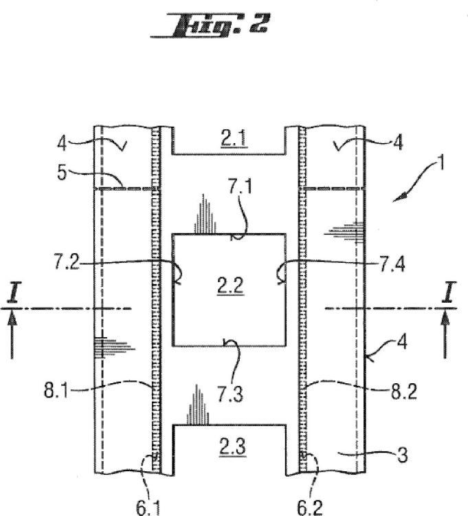 Método para galvanizar un material plano metálico.