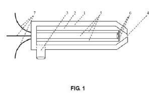 Nebulizador multiconducto, uso de dicho nebulizador y método para la nebulización de dos o más líquidos.