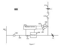Señalización de alta velocidad de condiciones de un sistema de energía.