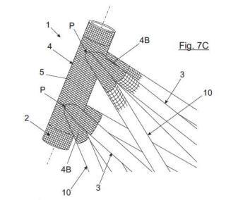 Sistema y procedimiento de unión de elementos de fibra de carbono para componentes estructurales.