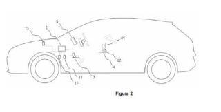 Procedimiento y dispositivo para procesamiento y representación de informaciones de un vehículo.