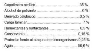 REVESTIMIENTO PROYECTABLE AISLANTE TÉRMICO Y ACÚSTICO.