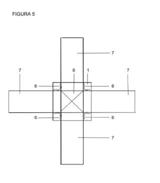 Sistema constructivo edificaciones modulares de madera.