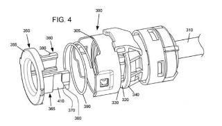 Dispositivo de anclaje para elementos de cables.