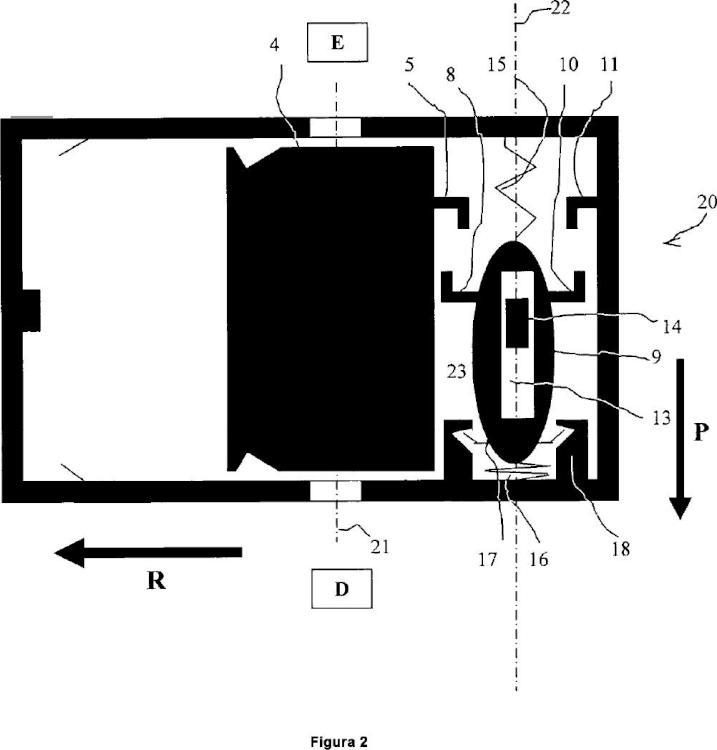 Dispositivo de seguridad y de armamento con cerrojo inercial de tecnología MEMS.