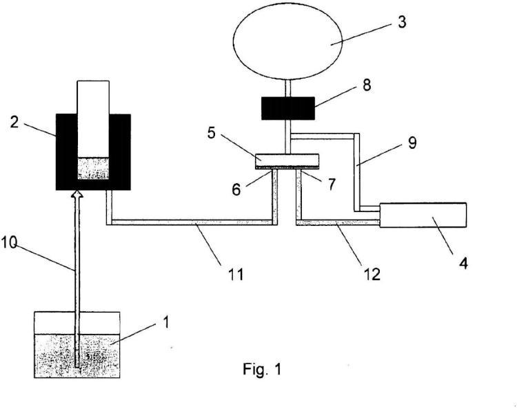 Sistema de dosificación de agente reductor para la inyección de un agente reductor en la corriente de gas de escape de un motor de combustión interna.