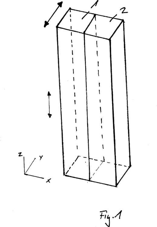 Método para fabricar un segmento de corona de álabes de TiAl para una turbina de gas, así como un correspondiente segmento de corona de álabes.