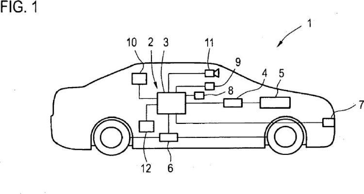 Procedimiento para la conducción longitudinal de un vehículo comprendiendo un sistema adaptativo de conducción longitudinal (sistema ACC).