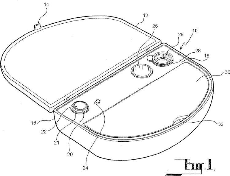 Dispositivo para la preparación de suspensiones celulares.