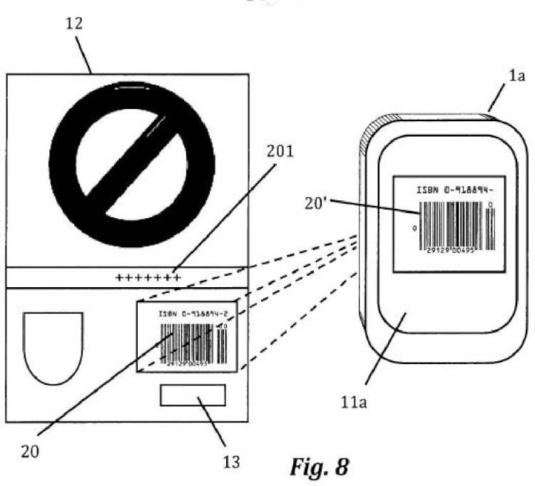 Sistema y método de verificación electrónica del estado de licencias de uso de lugares públicos.