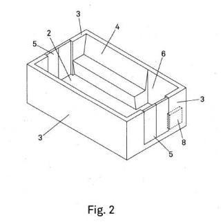 Sistema de climatización eficiente para grandes recintos mediante mobiliario y elementos que incluyen suelo radiante.