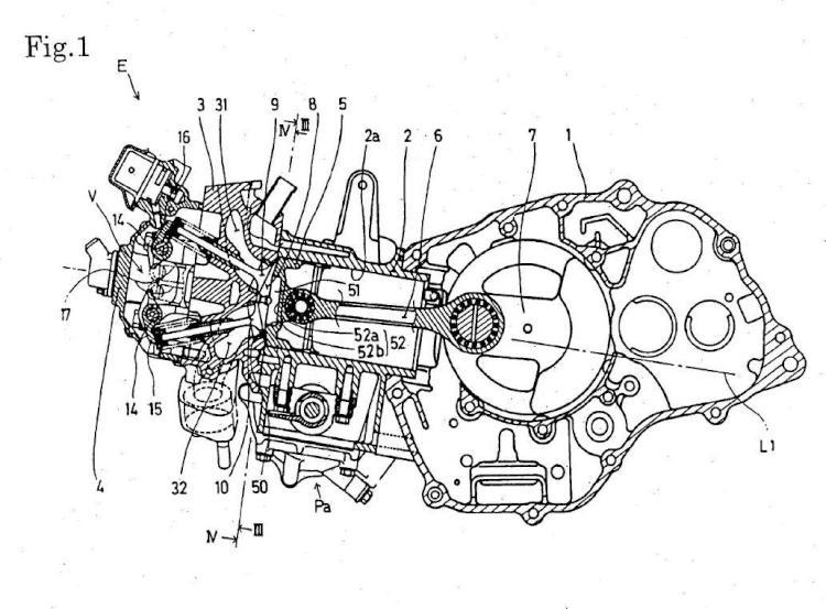 Inyección en cilindro de motor de combustión interna del tipo de combustible.