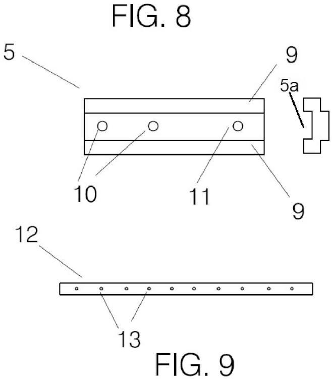 Pre-marco para puerta corredera. : Patentados.com