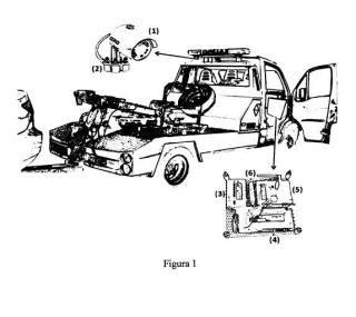 Sistema telemático de registro de la retirada, traslado y depósito de vehículos.