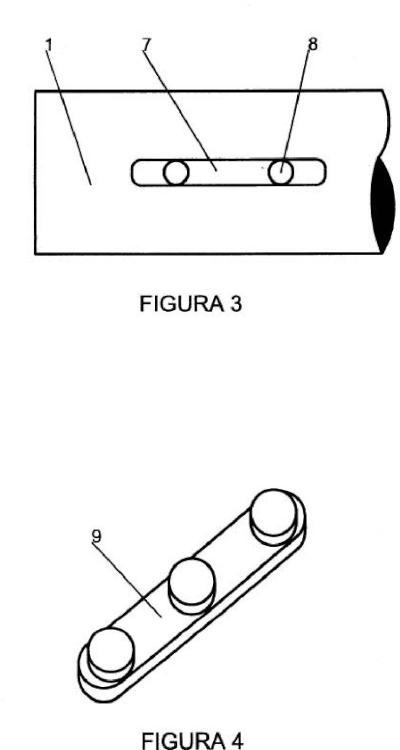 Ilustración 2 de la Galería de ilustraciones de Eje tren trasero de fibra de carbono aplicable a karts y vehículos similares