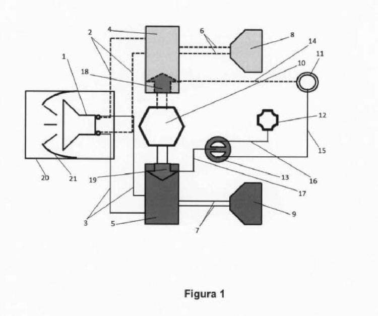 Dispositivo generador de ruido informativo en vehículos eléctricos.