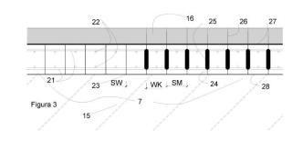 Losa de transición entre el estribo y el tablero de un puente con juntas de expansión y contracción de larga vida útil, y métodos de absorción de los movimientos de expansión y contracción del tablero de un puente.
