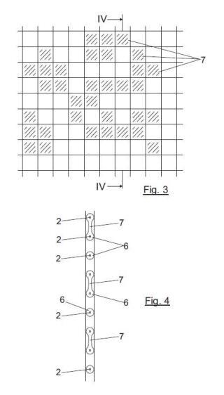 Procedimiento de fabricación de una lámina compuesta y lámina obtenida.