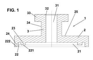 Pieza de fijación y procedimiento para la fijación de dicha pieza de fijación con una segunda pieza.