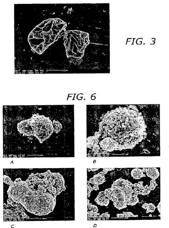 Ilustración 3 de la Galería de ilustraciones de Micropartículas que comprenden sales de dicetopiperazina para la administración de fármacos