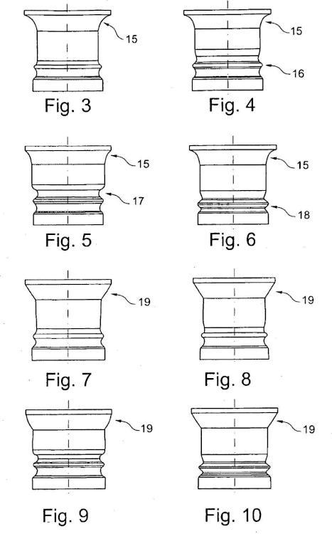 Elemento de unión y procedimiento para la fabricación de un elemento de unión.