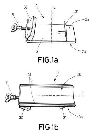 Adaptador de smartphones a un oftalmoscopio directo o a un otoscopio.