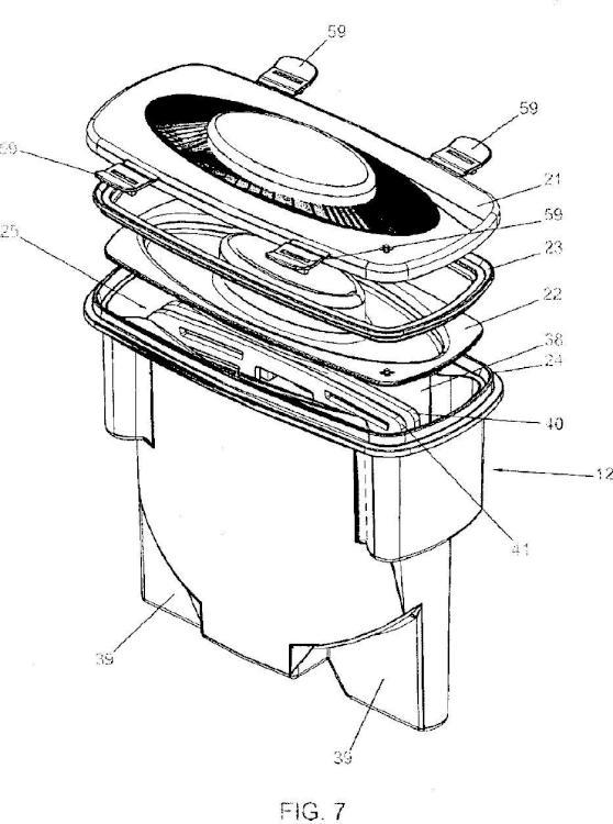 Ilustración 6 de la Galería de ilustraciones de Sistema contenedor para transporte de órganos