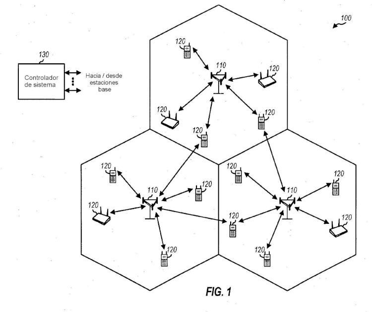 Solicitudes de recursos para un sistema de comunicaciones inalámbricas.