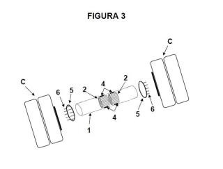 Semirremolques y plataformas con ejes autopropulsados para transportes pesados y especiales.