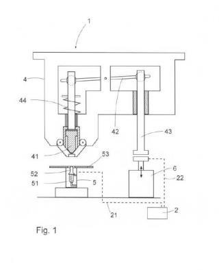 Sistema de soldadura por resistencia aplicable en máquinas de movimiento continuo.
