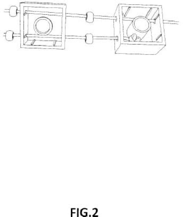 Sistema de union de piezas ABS y otras.
