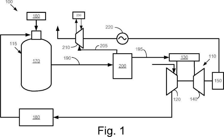 Sistema de gasificación integrada en ciclo combinado con refrigeración por absorción de vapor.