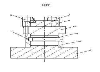 Dispositivo para medir la posición de la punta de una herramienta o elemento de máquina y método de aplicación.