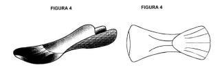 Dispositivo aséptico, desechable, de uso femenino, que facilita la micción en una posición erguida y una higiene íntima.