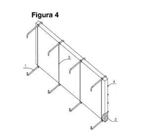 Sistema estructural contra el puente térmico en frente de forjados para fachadas cerámicas.