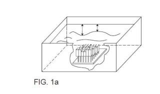 Dispositivo y procedimiento para conformado de un material insonorizante.